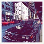 """BMW 2.5/2800/3.0CS""の愛車アルバム"