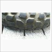 XLリアタイヤ交換の画像