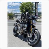 """""""ドゥカティ モンスター1200S""""の愛車アルバム"""