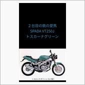 """""""ホンダ VT250 SPADA (スパーダ)""""の愛車アルバム"""