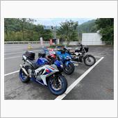 谷川岳と望郷ラインツーリング