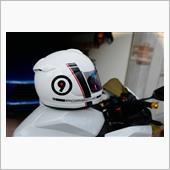 ホンダCBR250RR用ヘルメット