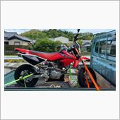 """""""ホンダ XR100 モタード""""の愛車アルバム"""