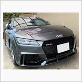 """""""アウディ TT RS""""の愛車アルバム"""