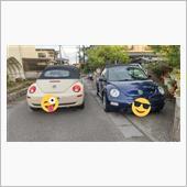 """""""フォルクスワーゲン ニュービートル カブリオレ""""の愛車アルバム"""