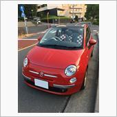 """""""フィアット フィアット500 C (カブリオレ)""""の愛車アルバム"""
