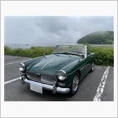 """MG ミジェット""の愛車アルバム"