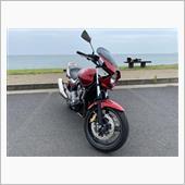 """""""ホンダ CB400 Super Four Hyper V-tec Revo""""の愛車アルバム"""