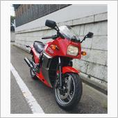 """""""カワサキ GPZ900R""""の愛車アルバム"""