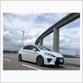 """""""トヨタ プリウス G's""""の愛車アルバム"""
