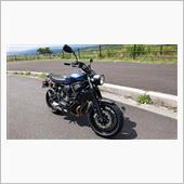 """""""ヤマハ XSR700""""の愛車アルバム"""