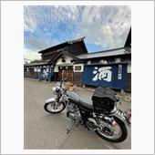 SR400で「建もの探訪」旭川市