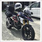 """""""BMW G310GS""""の愛車アルバム"""