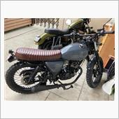 """""""MUTT motorcycles HILTS 125""""の愛車アルバム"""