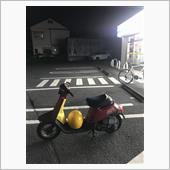 """""""ヤマハ ジョグ-27V""""の愛車アルバム"""