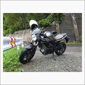 """""""スズキ SV650X ABS""""の愛車アルバム"""