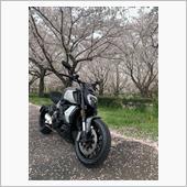"""""""ドゥカティ Diavel 1260""""の愛車アルバム"""
