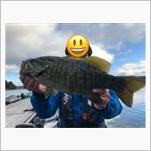21年野尻湖釣行 出会った魚達