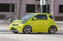iQベースのスポーツカー