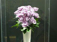 世界初の青いバラ見ました