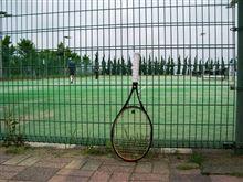 久々のテニス(*_*;
