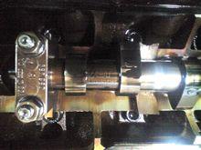 ABTエンジンは地味地味。
