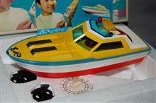 バンダイのコンピューターボート、、