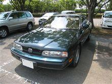 Q45洗車