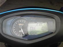 【アドレス】10000km