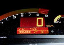 [発注から1年が経過]走行距離は6000kmを突破