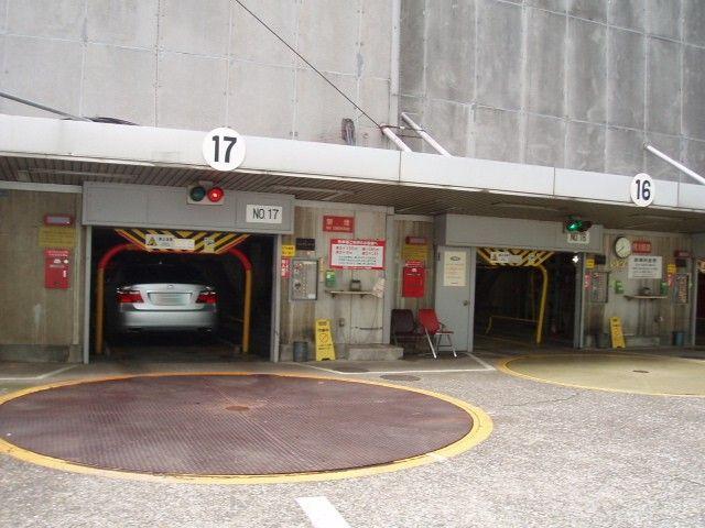 駐 車場 松坂屋