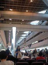 羽田空港です (^-^)