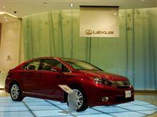 LEXUS HS250h デトロイトモーターショー参考出品車