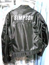 【アドレス】シンプソン メッシュジャケット SJ-920LTD レビュー
