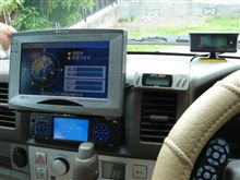 ナビが、GPSが…(^^;;;;;;