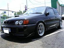 久々の洗車~!