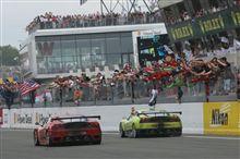 F430GTとルマン24時間耐久レース