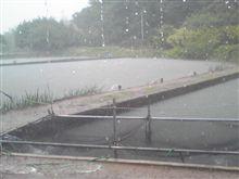 釣り・雨・かみなり・大満足??