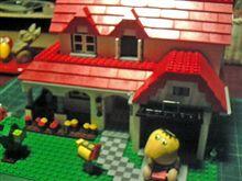 またもや、レゴハウス!(>_<)