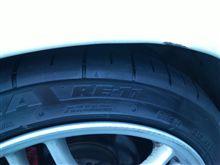 180SX(タイヤとHID)