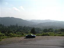 茶臼山、8:00Am