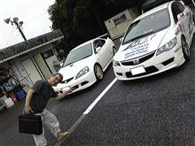 ALEX浅間台ジムカーナ練習会