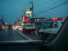 最近多い渋滞…
