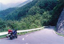 トンネルではない権兵衛峠とZZ-R1100