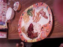 今日のお食事