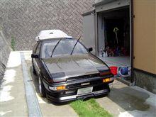洗車と雨の法則