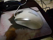 マウス買いました(^^