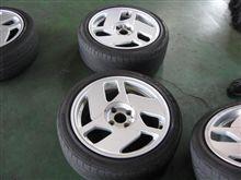 久々~...VWベント....メンテナンス....怖~....タイヤ.マウント.アライメント