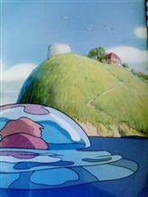 壁 |qω・´)キラン☆MIOくんはポニョ中…