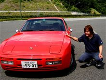 またも古い写真944S2良い車でした^^
